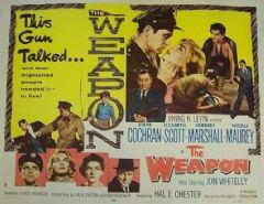 The Weapon 1956 DVD - Steve Cochran / Lizabeth Scott